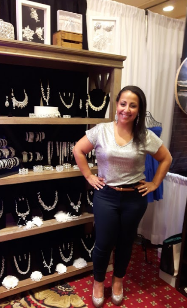 Beautiful and affordable jewelry and a lovely business owner. Extreme Fashion Jewelry