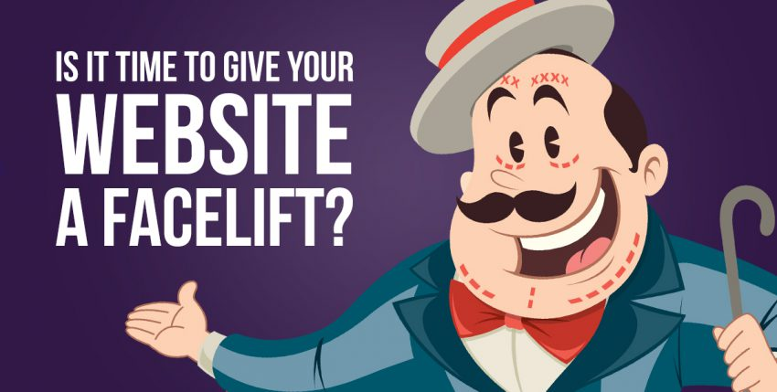 9 Reasons Why It's Time to Revamp Your Website