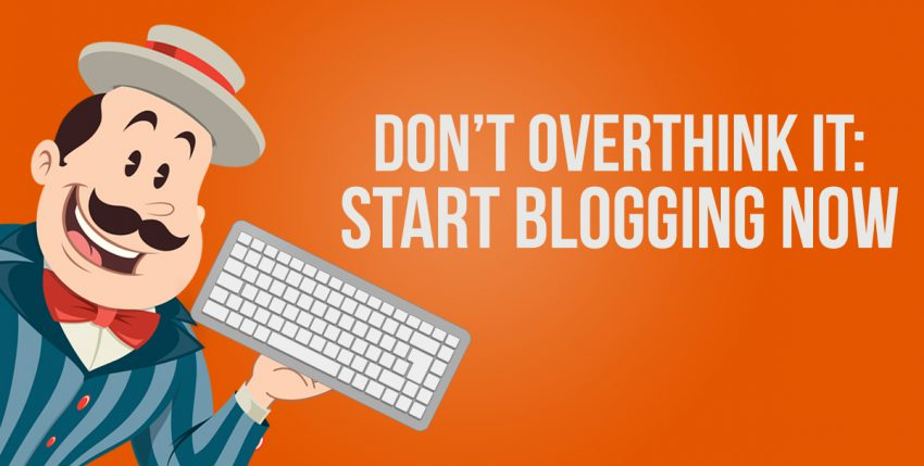 Business Blogging Doesn't Have to Be Difficult