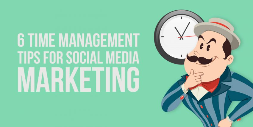 Time Management Tips for Social Media Marketing