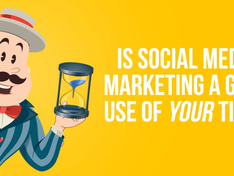 Business Owners: Are You Wasting Your Time on Social Media?